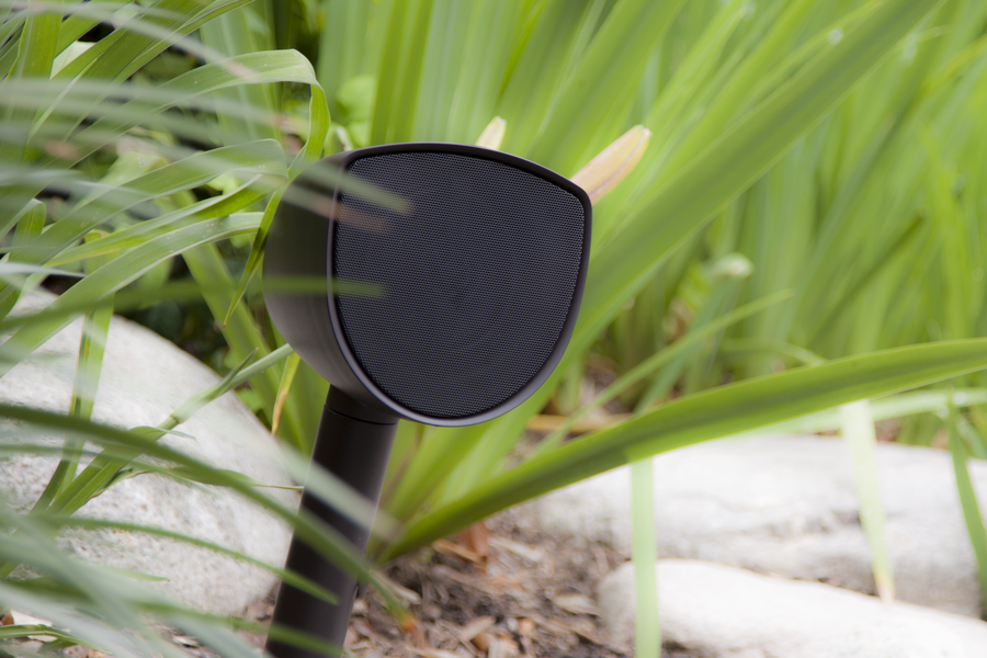 Wake Up Your Summer Home with an Outdoor Sound System