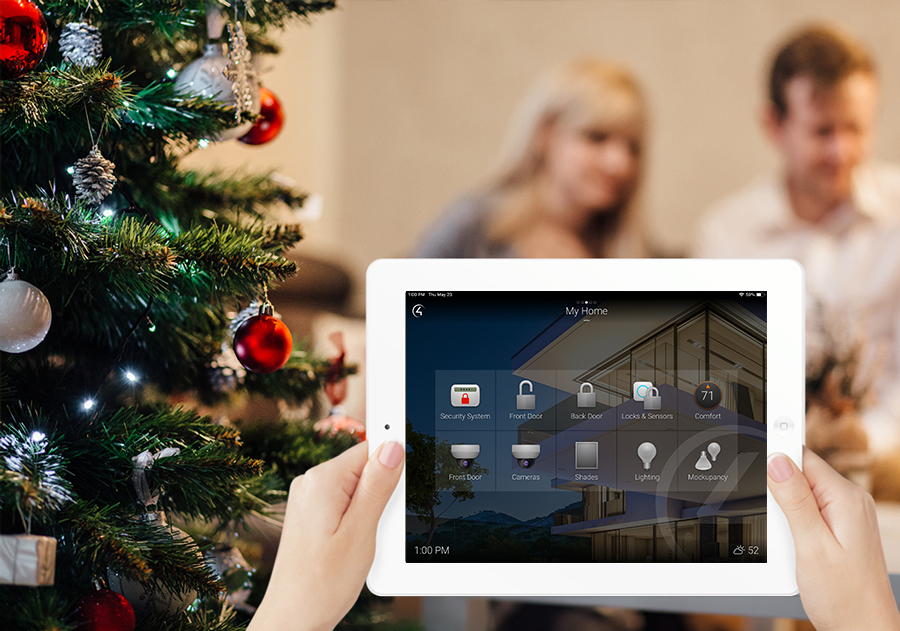 3 Perks of Adding Smart Home Services Before the Holidays